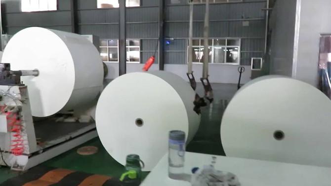 PE Kaplı Kâğıt Üretim Süreci ve Kullanımı