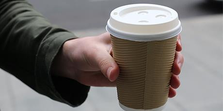 UK Government Rejects Latte Levy on Disposable Paper Cups