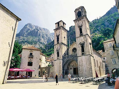 Kotor Old Town Walking Tour