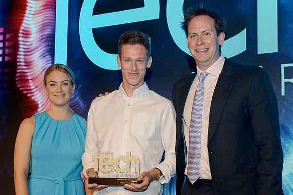 Winners of EG Tech Awards revealed