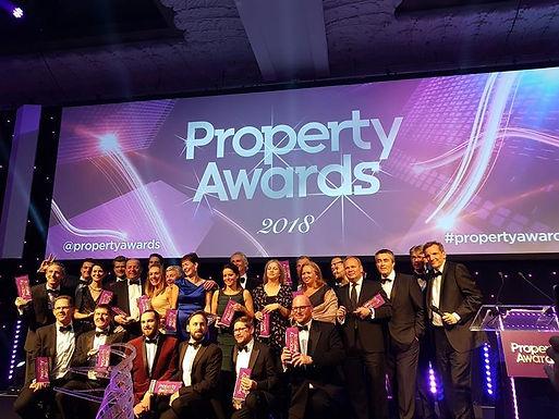 Property's finest celebrated at Property Awards 2018