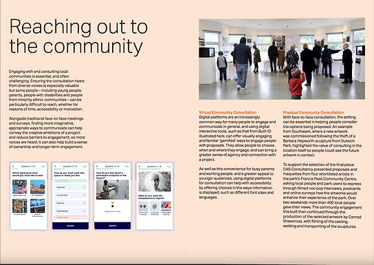 Urban Art Forum: Including Culture in Development – A step-by-step guide