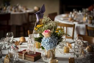 mariage vintage décoration