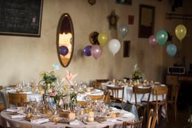 maraige vintage décoration
