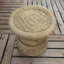 Tabouret Bambou / table basse
