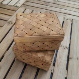 Boites Bambou