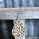 Thumbnail: Earrings, wood