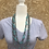 Thumbnail: Chunky stone necklace
