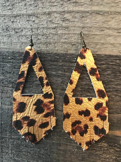 Leopard Fringe