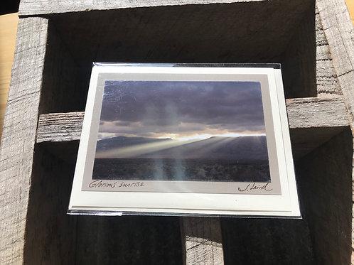 'Glorious Sunrise' -single