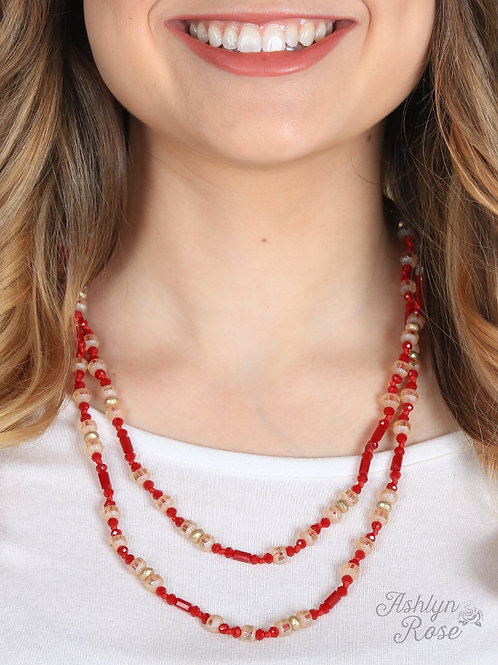 Daya's Double Wrap necklace