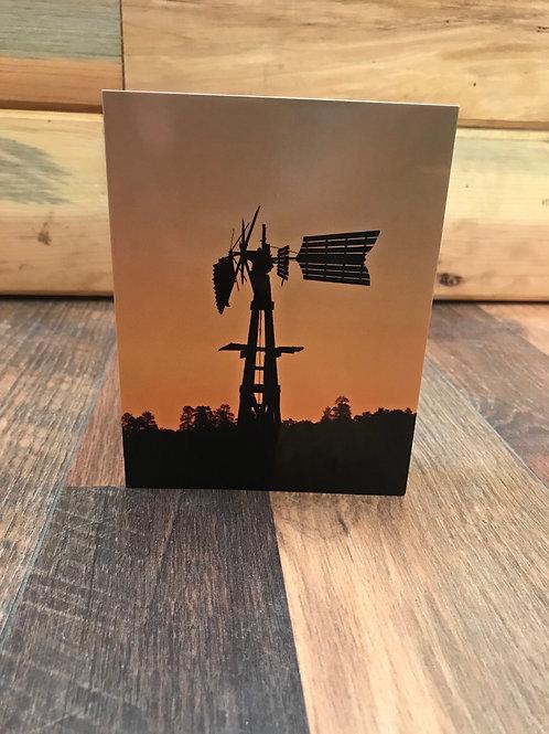 Windmill- set of 5