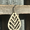 Thumbnail: Wood earrings