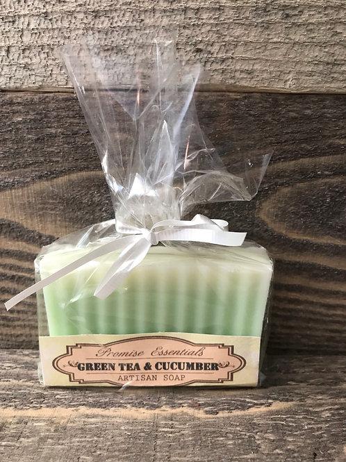 Green Tea& Cucumber