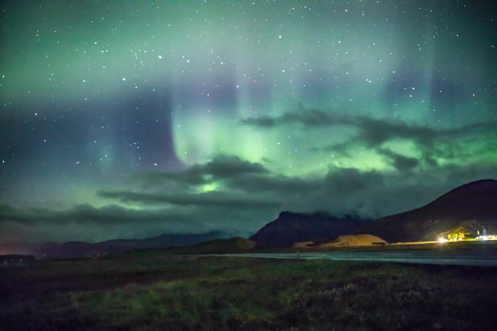 Aurora Borealis Iceland. There is always magic in the dark, you just have to search for it. Light chaser.