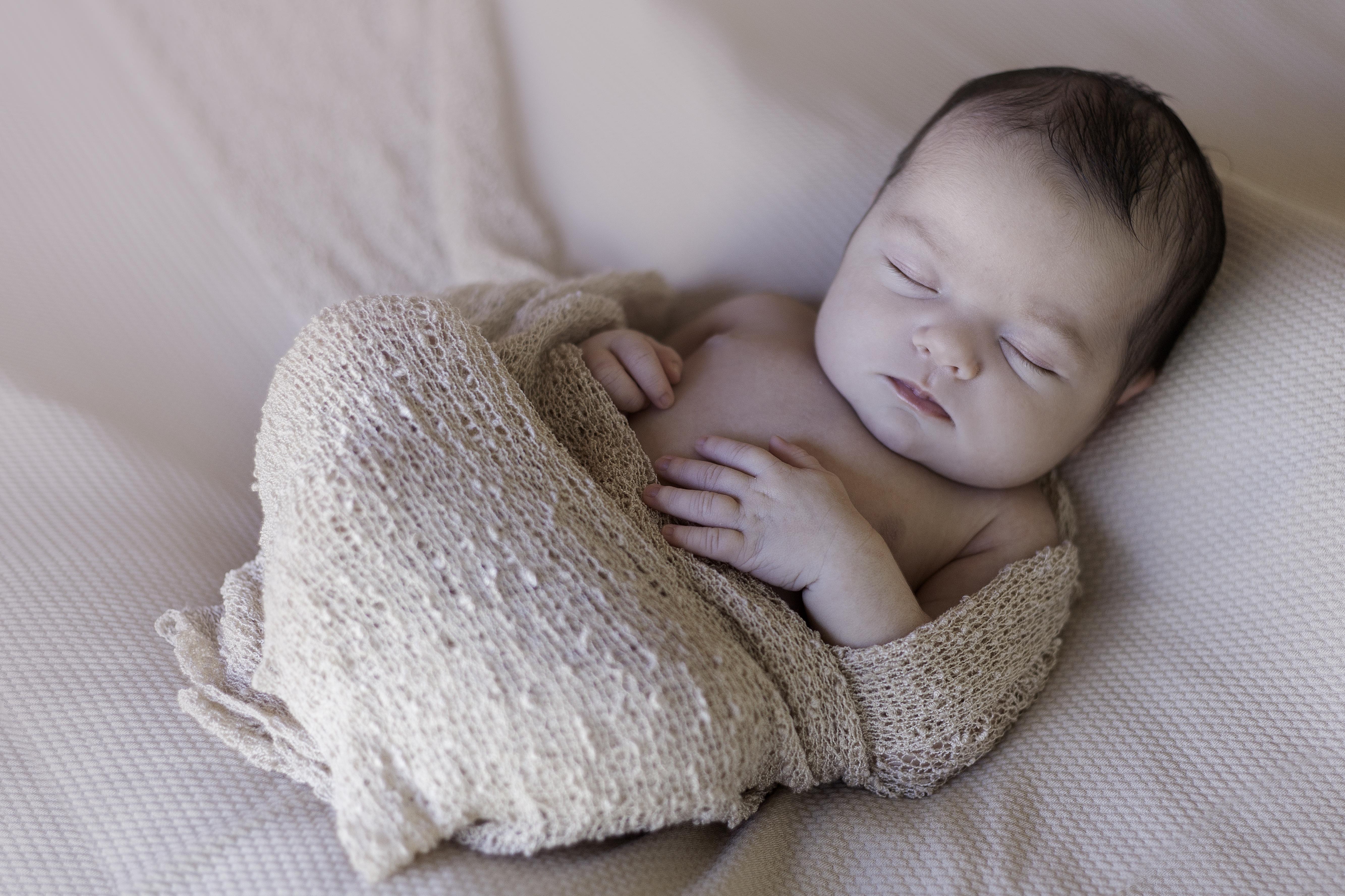 fotografia de recien nacido en bilba
