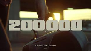 """The Rocket Summer """"200,000"""""""