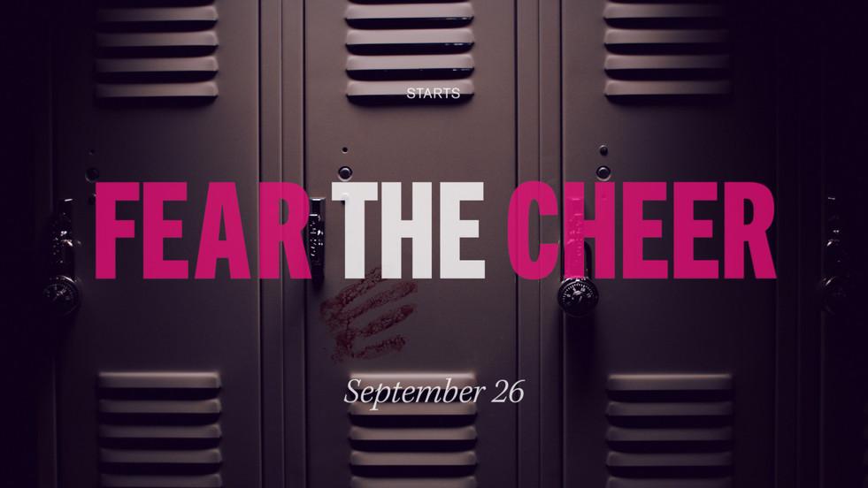 "Lifetime TV ""Fear The Cheer"""