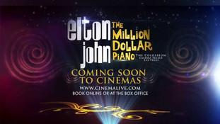 Elton John's Million Dollar Piano