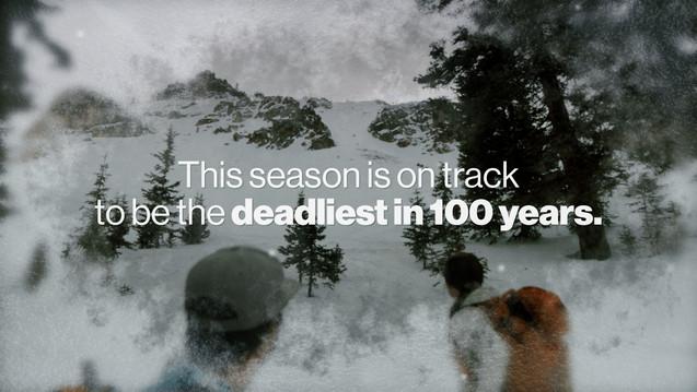 "Friends of CAIC ""Deadliest Season"""