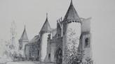 Château du Plessis-Kaër / Замок Плесси-Каер
