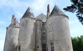 Château de Meung-sur-Loire / Замок Мён на Луаре