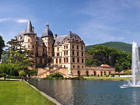 Château de Vizille (Lesdiguières) / Замок Визиль (Ледигьер) Музей французской революции