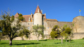 Château Chateauneuf-en-Auxois / Замок Шатонёф в Оксуа