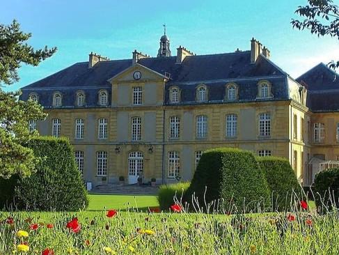 Château de Pange / Замок Панж. Замок маркиза – пилота эскадрильи «Нормандия-Неман»
