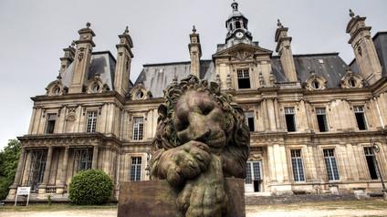 Château de Franconville (de Carnelle) / Замок Франковиль (Карнель). Заброшенный русский замок