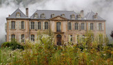Châteaux de Gudanes / Замок Гюдан. Восставший из руин