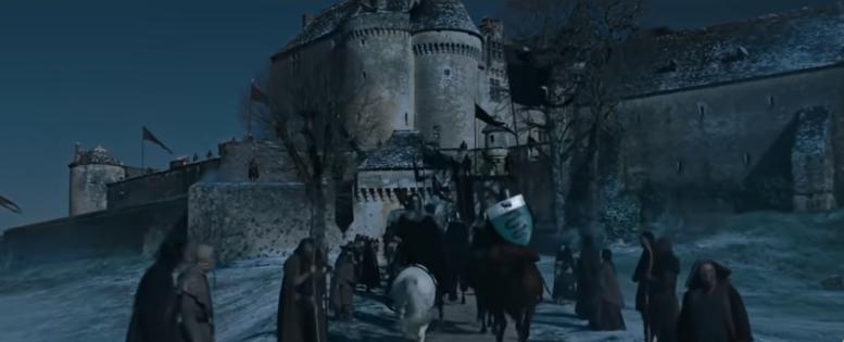 кадр из фильма «Последняя дуэль» 2021