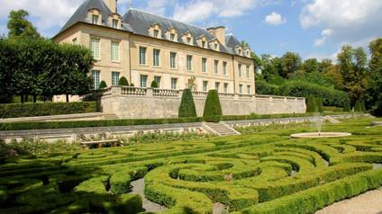 Château d'Auvers sur Oise / Замок Овер на реке Уаз. Путешествие во времена импрессионистов