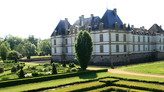 Château de Cormatin / Замок Корматан. Шаляпин в замке