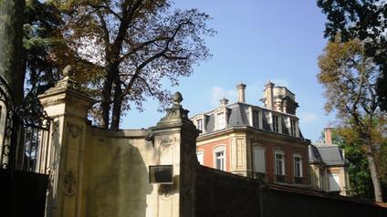 Château de Marienthal / Замок Мариенталь. Дворец для русской семьи