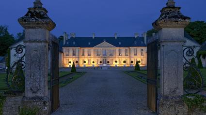 Château d'Audrieu / Замок Одрио