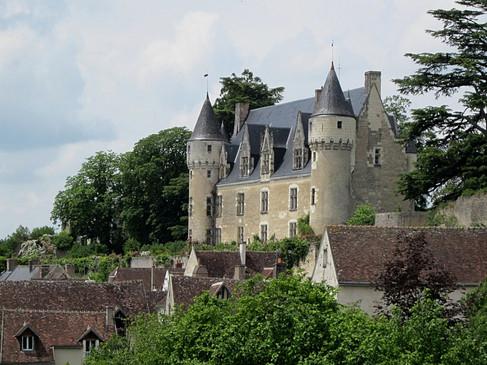 Château de Montrésor / Замок Монтрезор