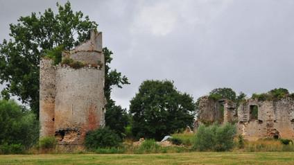 Château de Machecoul / Замок Машкуль. Замки «Синей Бороды»