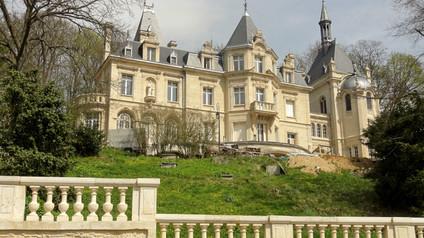 Château de Jonval / Замок Жёнваль. Возрождение былого великолепия