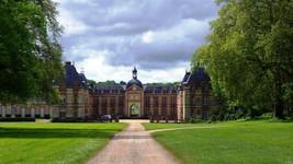 Château de Pontchartrain / Замок Поншартен. Авантюристка из России