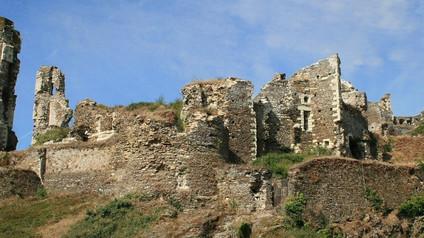 Château Champtocé / Замок Шантосе. Замки «Синей бороды»