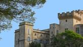 Château de la Barben / Замок Барбан