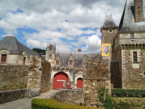 Château de Goulaine / Замок Гулан