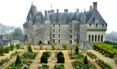 Château de Langeais / Замок Ланже. Свадьба короля