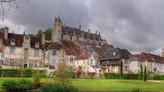 Château de Loches / Замок Лош. Королевская резиденция с «Прекрасной Дамой»
