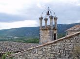Château de Lacoste (Vaucluse) / Замок Лакост. Замок маркиза де Сада