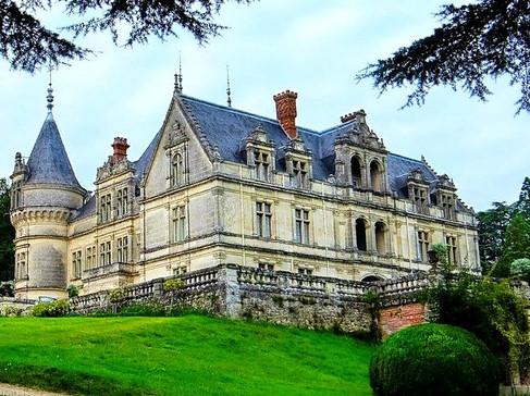 Château de la Bourdaisière / Замок ля Бурдезьер. Фаворитки короля