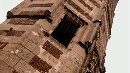 Château de Montfort-l'Amaury. Tour Anne-de-Bretagne / Замок Монфор-Ламори. Башня Анны Бретонской