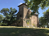 Château de Charmes Drôme / Замок Шарм Дром. Вечная крепость