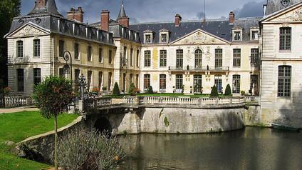 Château d'Ermenonville / Замок Эрменонвиль